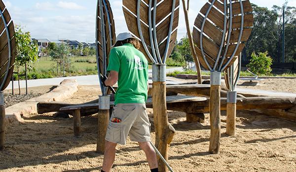Landscape Solutions New Zealand Team Member - Parks