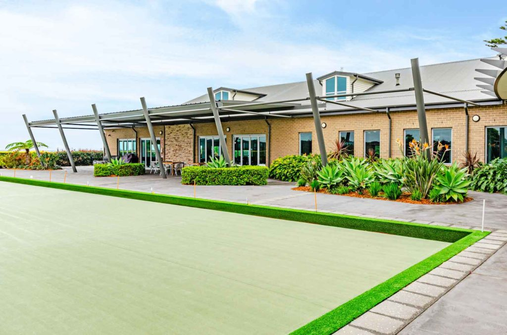 Coastal Waters Clubhouse & Bowling Green